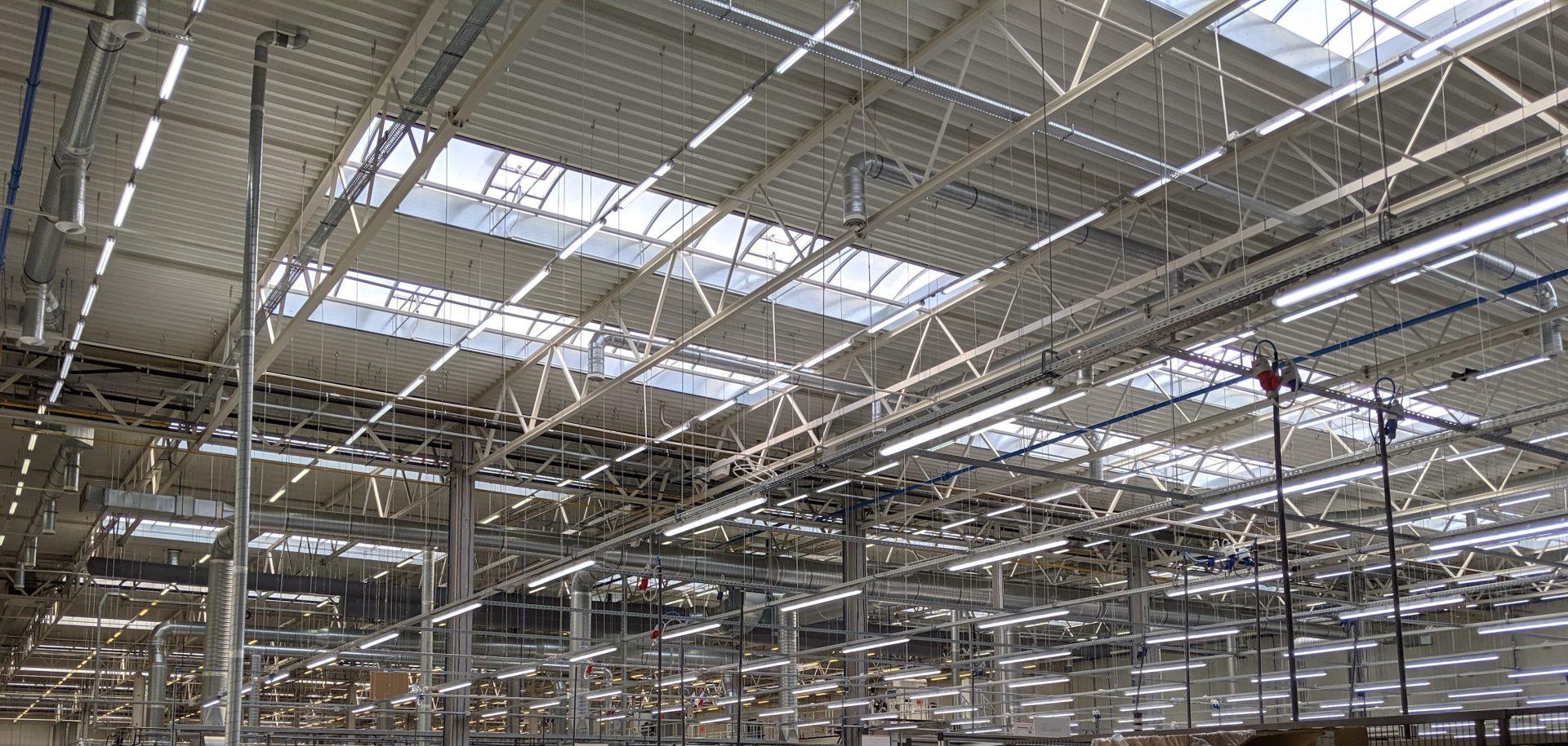 Warehouse / production building